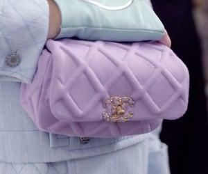 chanel, purple, and sac image