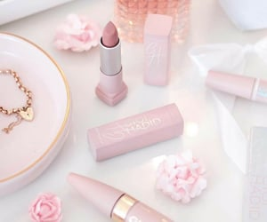 lipstick, luxury, and makeup image
