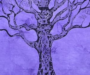 etsy, tree of life, and wall art image
