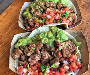 delicious, food, and tacos image