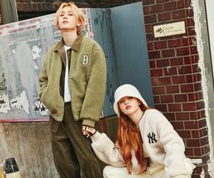 couple, kim hyuna, and kim hyojong image