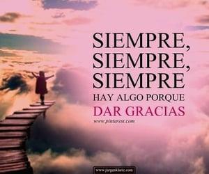 gracias, siempre, and gratitud image