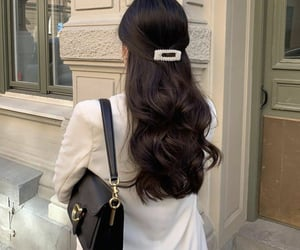 hair, fashion, and beauty image