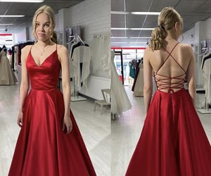beauty, fashion, and formal wear image