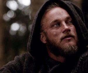 blue eyes, medieval, and vikings image