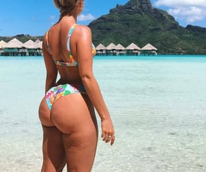 ass, booty, and babe image
