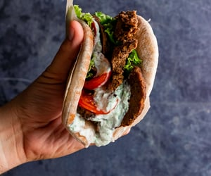food, vegan, and food photography image