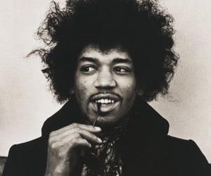guitarist, music, and Jimi Hendrix image