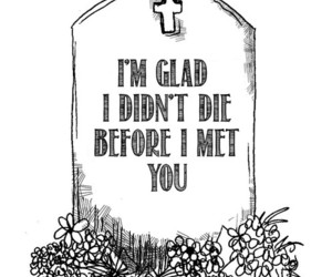 quote and die image