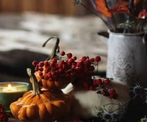 pumpkin, art, and autumn image