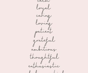 caring, inspiration, and pink image