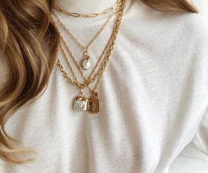beautiful, chains, and chic image