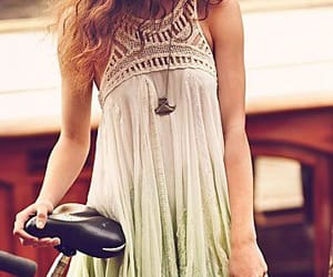 clothing, style, and dip dye image