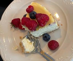 aesthetic, berries, and breakfast image