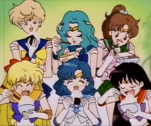 anime, gif, and sailor neptune image