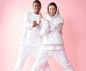 fashion, hoodies, and tie dye image