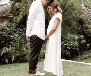 ashley tisdale, pregnant, and christopher french image