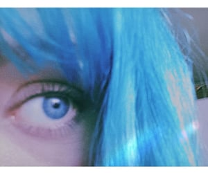 aesthetic, blue, and color image