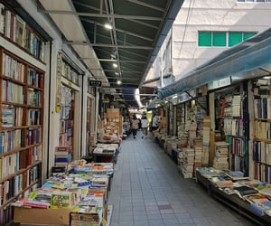 aesthetic, book, and seoul image