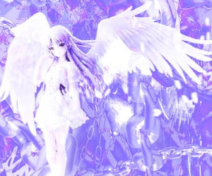 666, aesthetic, and angel image