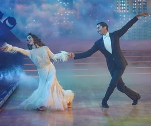 dancing with the stars, nev schulman, and dwts image