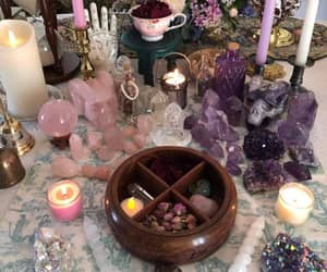 aesthetic, witchcraft, and baby witch image