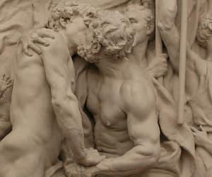 kiss, dark academia, and lgbtq image