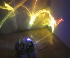 alternative, rainbow, and sneakers image