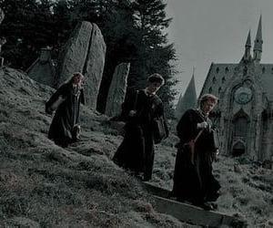 header, hermione granger, and twitter header image
