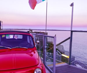arabic, beach view, and fiat image