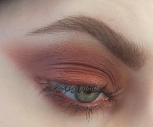 eye, make up, and beautiful eye makeup image