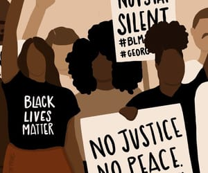 blm and blacklivesmatter image