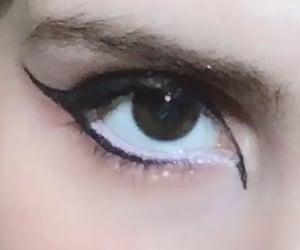 aesthetic, deep, and eyes image