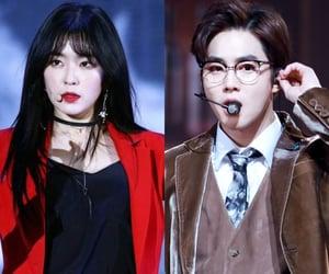exo, irene, and red velvet image