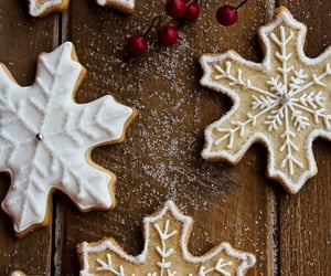 christmas, xmas time, and christmas cookies image