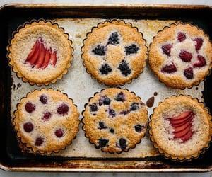 berries, food, and cake image