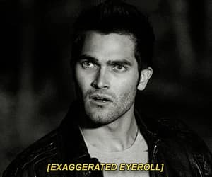 actor, werewolf, and tyler hoechlin image