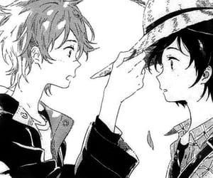 anime, bl, and manga image