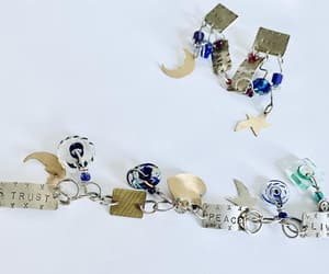 one of a kind, sterling silver, and whimsical jewelry image