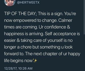 motivation, twitter, and tip of the day image