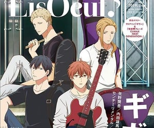 bl, cover, and mags image