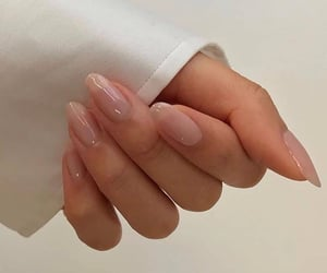 nails and yes image