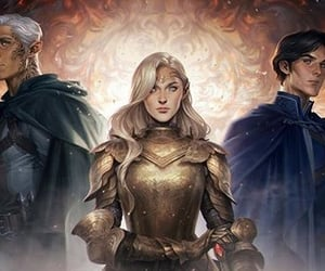 dorian, throne of glass, and chaol image
