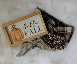 article, fashion, and october image