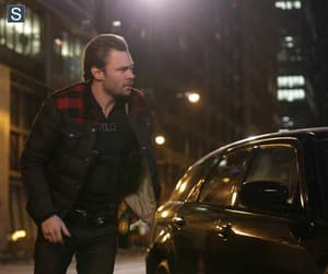 adam ruzek, chicago pd, and patrick flueger image