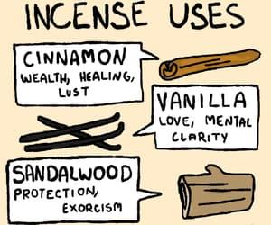 incense, jasmine, and lavender image