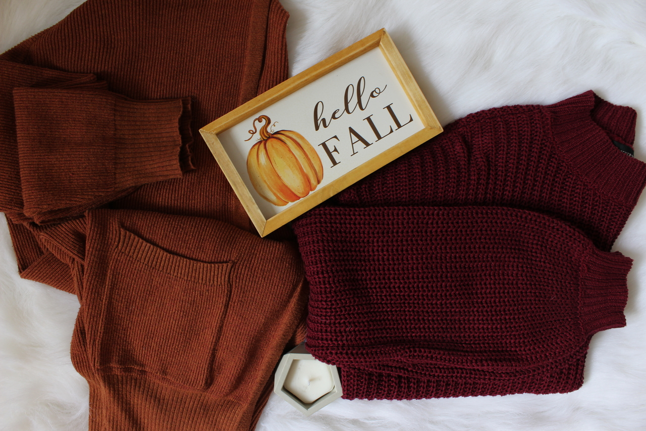 cardigan, ootd, and autumn image