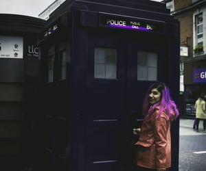 doctor who, whovian, and london image