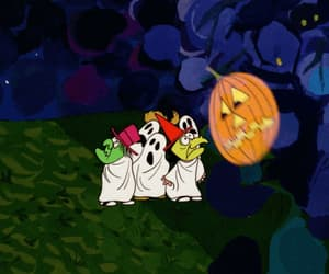 charlie brown, ghosts, and gif image
