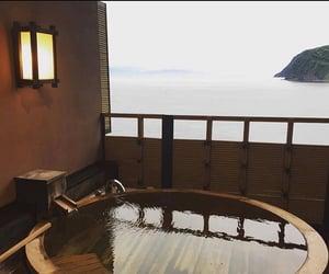 bath, dream house, and hot tub image